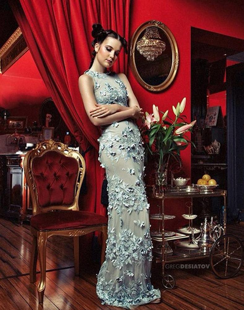 fashion shoot by Greg Desiatov