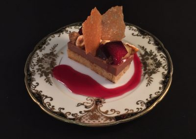 French earl grey tea cremaux