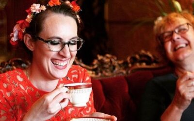 Conversation starters to make your high tea sparkle